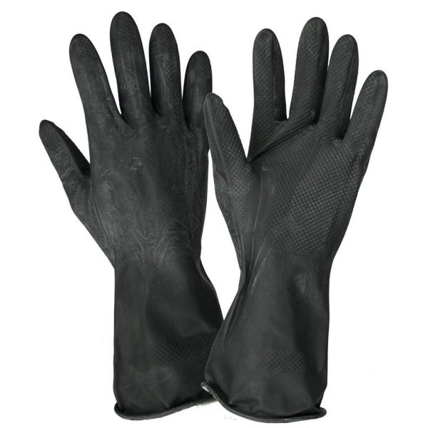 Перчатки КЩС тип 1 от кислот и щелочей , пар