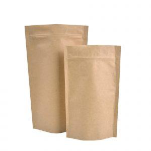 Мешок бумажный 160*250 дойпак, шт