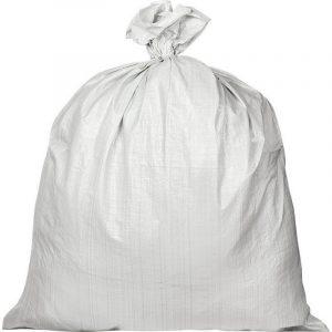 Мешок пп 55*105 бел с полиэт вкладышем 1/400, шт