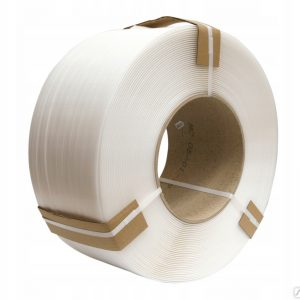 Лента п/п 15*0.8мм (2000м) белая, шт