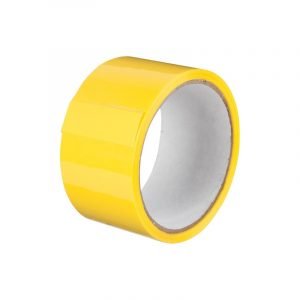 Клейкая лента 48*66/40мкм жёлтая (36), шт