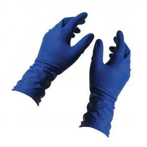 Перчатки латексные High Risk L (25/250), пар
