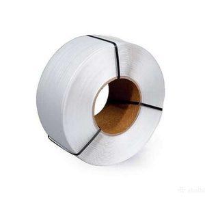 Лента п/п 19*1,0мм (1000м) белая, шт