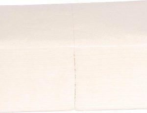 Салфетки белые 600л 1/10 пачек, шт
