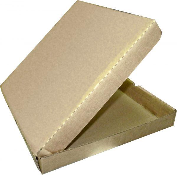 Коробка под пиццу 360*360*45 (бурая)/50, шт