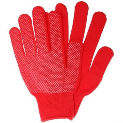 Перчатки нейлоновые с ПВХ (12/1080), пар
