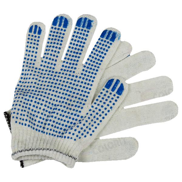 Перчатки хб  3/10/500 (21 см), пар