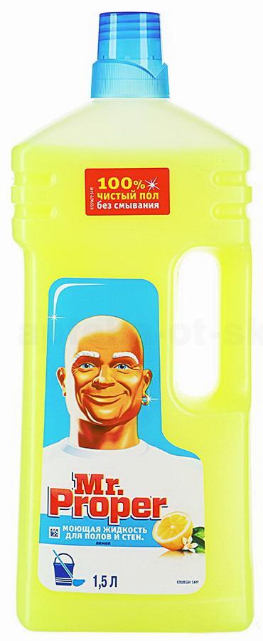 Чистящее средство Пропер 1л Универсал Лимон , шт