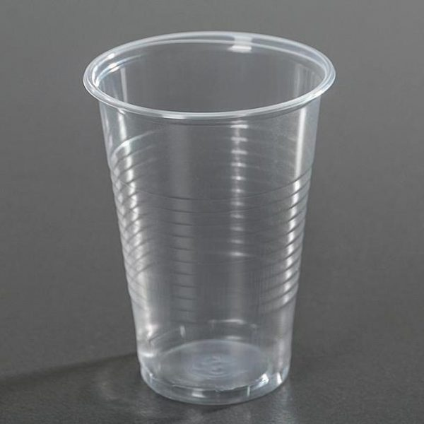 Стакан 200мл. прозрачный эко 4200/100, шт
