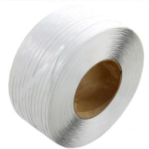Лента п/п 12*0.5мм (3000м) белая, шт