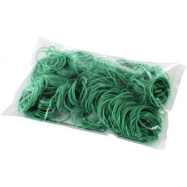 Резинка для денег 1 кг. 60 мм зеленая, кг