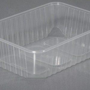 Контейнер прямоугольный 750 мл 138*186*52 (100/500), шт