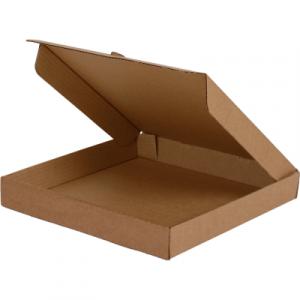 Коробка под пиццу 395*395*50 (бурая), шт